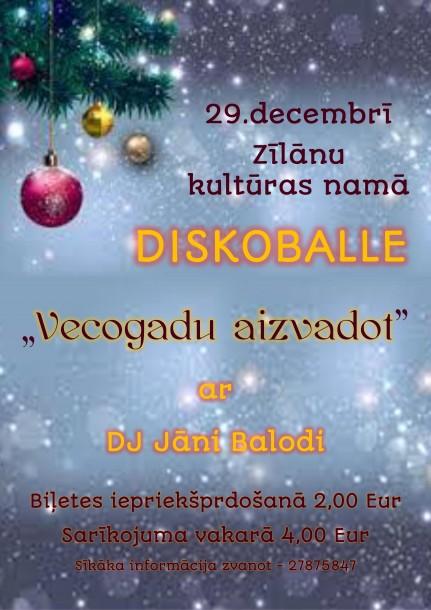 Diskoballe