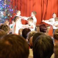 Ziemassvētku pasākumi Atašienes pagastā