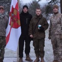 Latvijas simtgadei veltīts pārgājiens