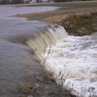 Plūdi Krustpils novadā ( foto by M.Felss)