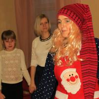 Ziemassvētku eglīte bērniem Antūžos
