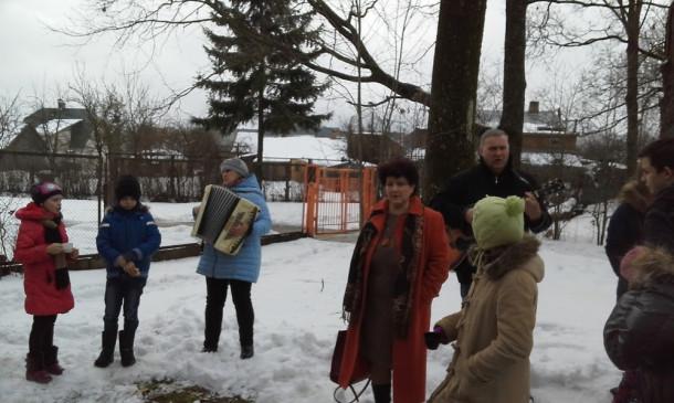 Barikāžu atceres pasākumi Krustpils pamatskolā