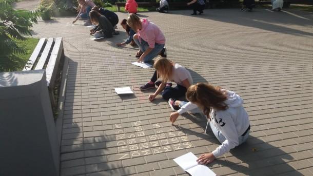 Dzejas dienas Krustpils pamatskolā