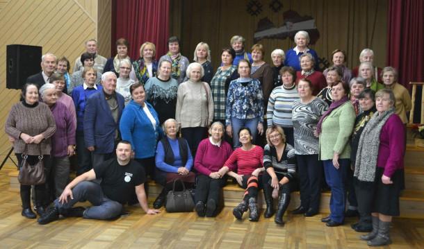 Ekskursija Krustpils novada pensionāriem