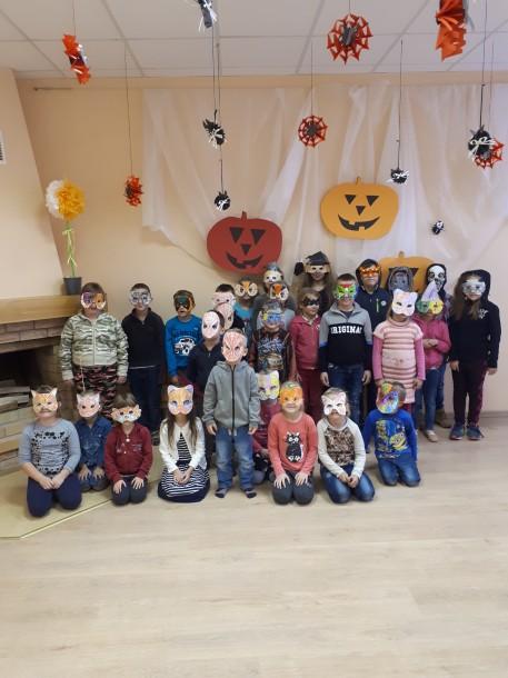 Helovīna ballīte Vīpē