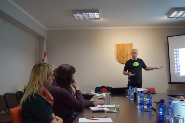 Lauku tūrisma uzņēmēji tiekas mācību seminārā