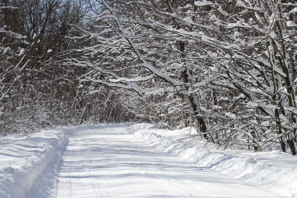 Sniega tīrīšana Krustpils novadā 2019.gadā