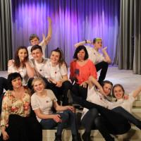Improvizācijas teātris Spunģēnos