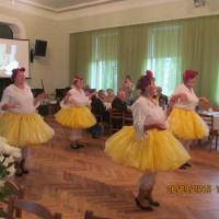 Krustpils pagasta senioru pēcpusdiena