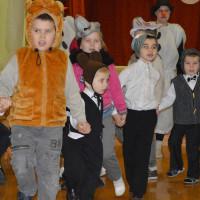 Ziemassvētki Atašienes vidusskolā
