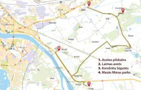 pievienota karte: Lielā diena Kūku pagastā