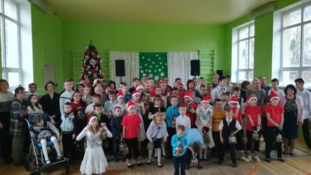Ziemassvētku brīnums Antūžu pamatskolā