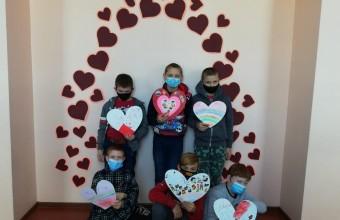Februāra aktivitātes Antūžu pamatskolā