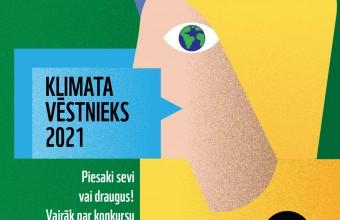 Pasaules Dabas Fonds meklē Klimata vēstnieku