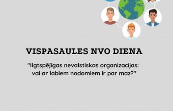 Vispasaules NVO diena
